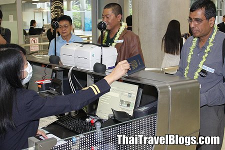 Q & A from the TAT about reports that some tourists were refused entry to Thailand