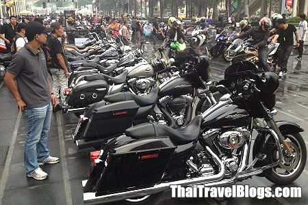 Thailand Motorbike Festival 2012 – Thai Travel News & Events