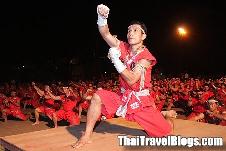 Thai Martial Artist of Thai Martial Arts Will