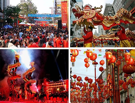 the bangkok metropolitan administration bma is inviting to visit the citys china town to celebrate the chinese new year at yaowarat and learn about the - Chinese New Year Festival