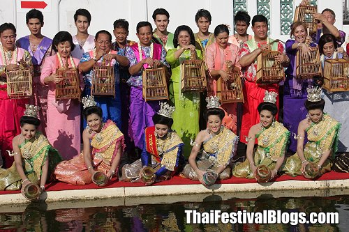 Schedule for Phra Pradaeng Songkran Festival 2013