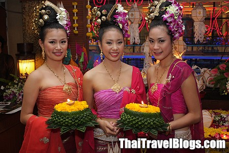 Latest updates for Loy Krathong 2013