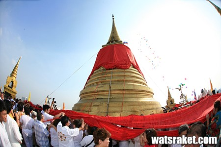 Golden Mount Temple Fair is 10-19 November 2013