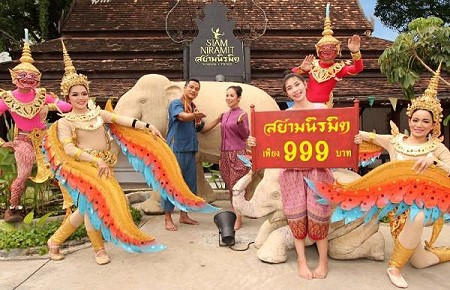 Three Zoos, One Park package is launched to promote Chiang Mai tourism