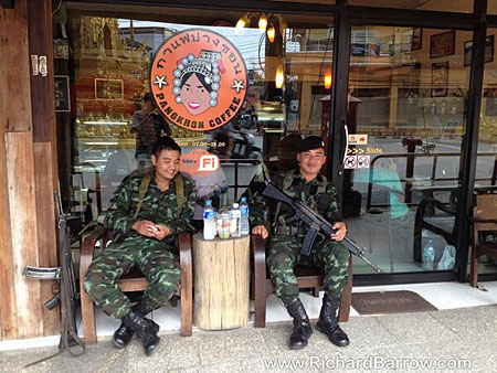 Is it Safe to visit Thailand during the Military Coup?