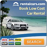 Car rentals in over 6000 locations worldwide
