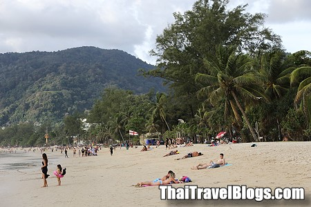 Phuket Beaches after the Army Crackdown