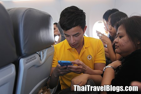Nok Air Launches Free WiFi on Domestic Routes in Thailand