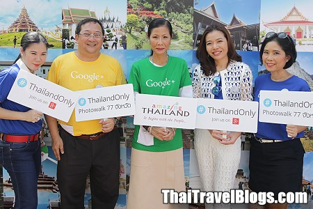#ThailandOnly 77-Province Photowalk Project