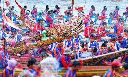 Nan Boat Races will take place in September and October 2014
