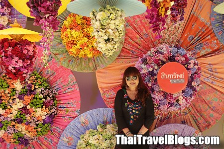 International Flower Show Festival at Swissotel Nai Lert Park in Bangkok