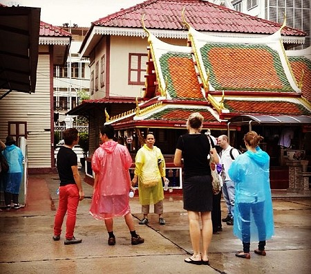 Explore Bangkok with Expique