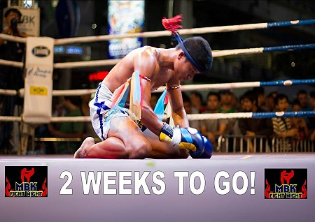 Watch free Muay Thai Fights at MBK starting in November