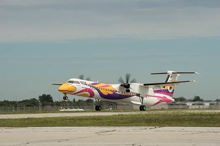Nok Air Launches Two Daily Flights to Lampang