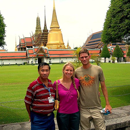 The Benefits of a Private Thai Tour Guide