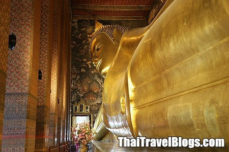 The Reclining Buddha named among 10 of the world's most impressive religious statues