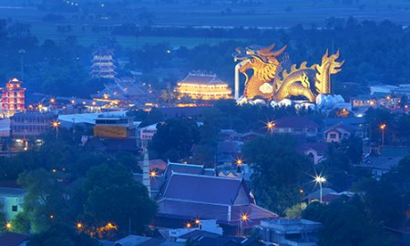 Where to Enjoy Chinese New Year 2015 in Thailand