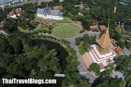 Free Entry to Ancient Siam in Samut Prakan on Wednesday