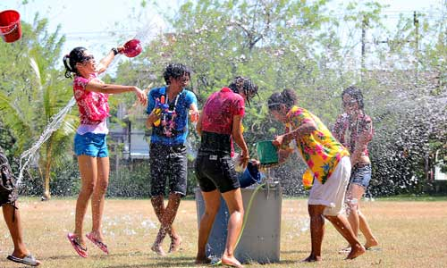 Tips to get the most out of Songkran 2015 in Thailand