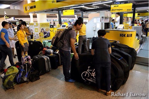 How to Fly with Your Bicycle in Thailand