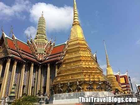 The Grand Palace will be Partly Closed during Makha Bucha Holiday