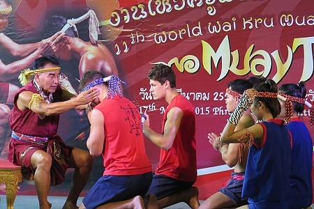 Muay Thai fighters from 60 countries to attend the World Wai Kru Ceremony in Ayutthaya