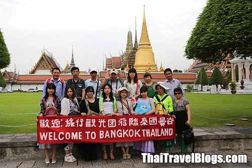 Grand Palace Listed as World's Third Most Visited Palace