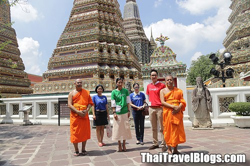 Jump in Tourist Numbers in Thailand in Past 6 Months