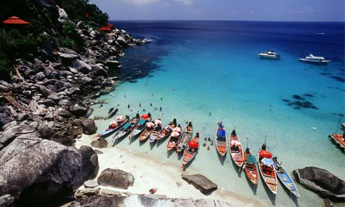 Thailand's islands voted among the world's best by Tripadvisor