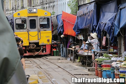 No trains through famous Railway Market for six months