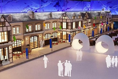 Snow Town coming to Bangkok in July 2015