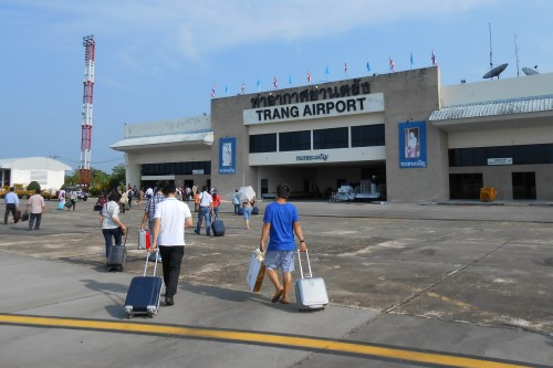 Trang airport to receive major upgrades