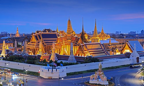 Three Bangkok landmarks voted as top 10 attractions in Asia