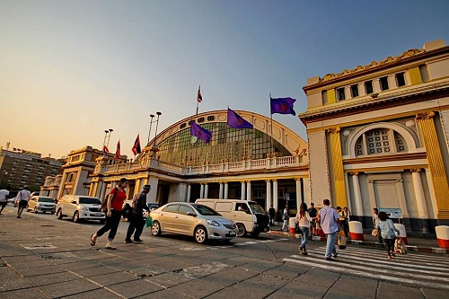 Hua Lamphong to be turned into a Railway Museum