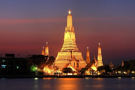 Bangkok named one of the world's Top Ten Best Cities by Travel + Leisure
