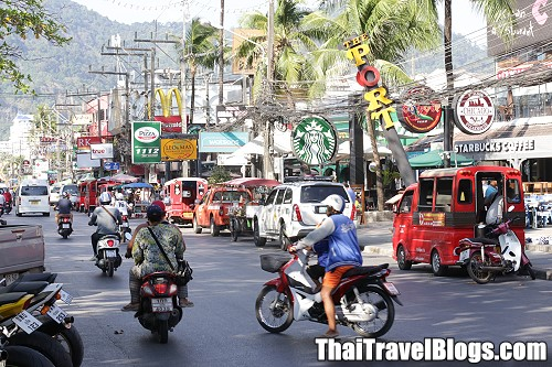"Brits name Thailand as a country they are ""now most afraid of visiting"""