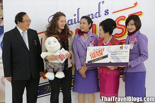 Thailand Welcomes 24 Millionth Visitor this Year