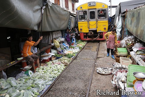 Train Market to stay closed until March 2016
