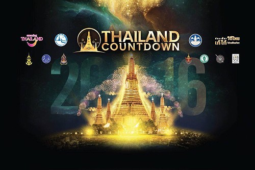 Where to Celebrate New Year in Thailand