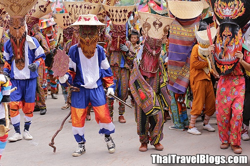 Phi Ta Khon Festival confirmed for 6-8 July 2016