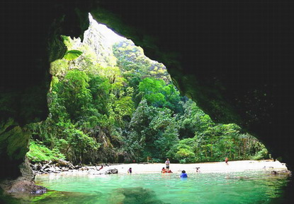 Newly discovered limestone cave in Tak to become a toursit attraction