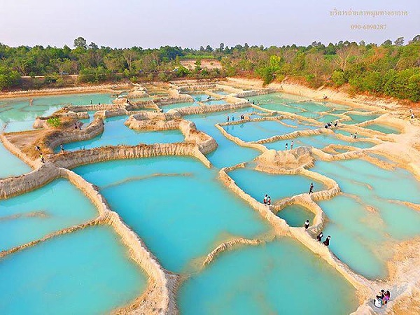 "New stunning photos of ""Grand Canyon"" in Ubon Ratchathani"