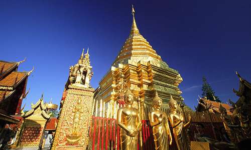Chiang Mai voted best city in Asia by readers of Travel + Leisure