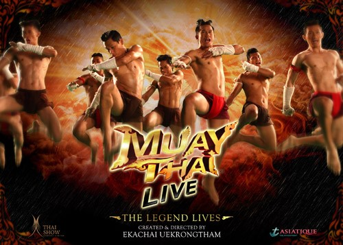 """Muay Thai Live"" Wins Best Thai Show at 2016 People's Choice Awards"