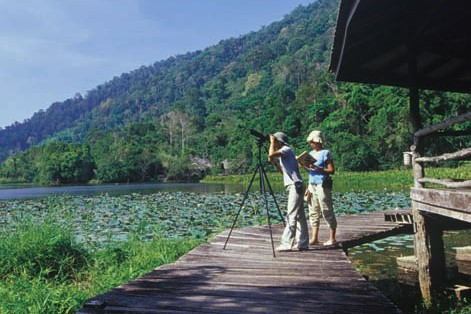 Tourists urged to visit Thale Ban National Park in Satun
