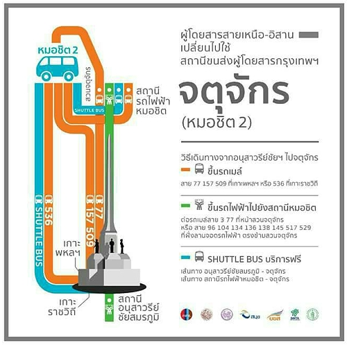 Passenger Vans at Victory Monument will move out by 25 October 2016