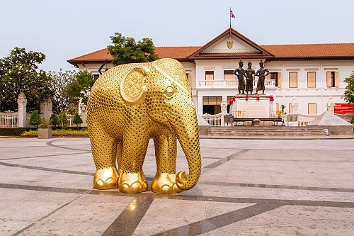 The Elephant Parade is coming to Chiang Mai in December