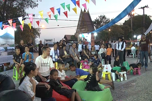 Tourism festival in Chiang Khan to attract more visitors