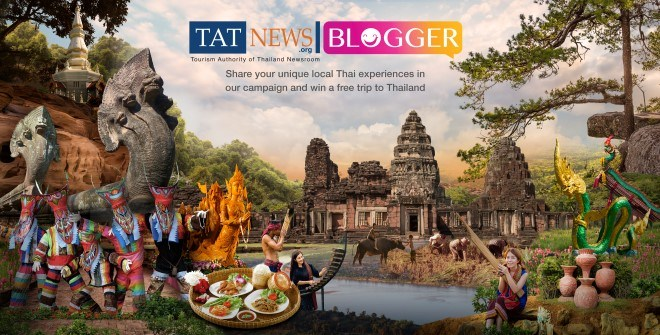 Blogger Thailand 2017 competition launched with some great prizes