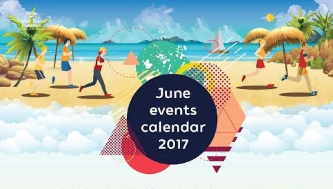 Thai Festivals and Events during June and July 2017